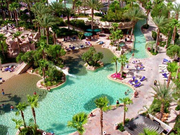A Rainx Las Vegas Pools