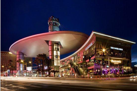 Gucci Fashion Show Mall Las Vegas