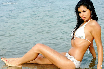 Miss USA 2010 Rima Fakih In Bikini Photos
