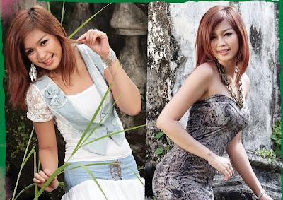 Myanmar Sexy Model Girl, Nwe Nwe Htun