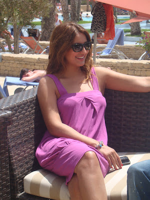Beautiful And Sexy Iraqi Singer Shatha Hassoun
