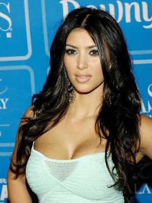 Playboy Celebrity Kim Kardashian Sexy Photos, Hot Wallpapers