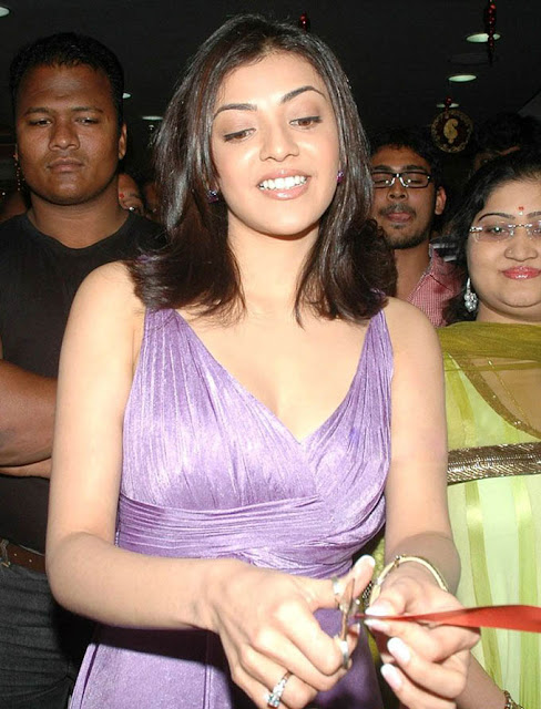 kajal agarwal Breast Photos