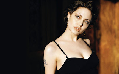 Hollywood Actress Angelina Jolie Photo Collection