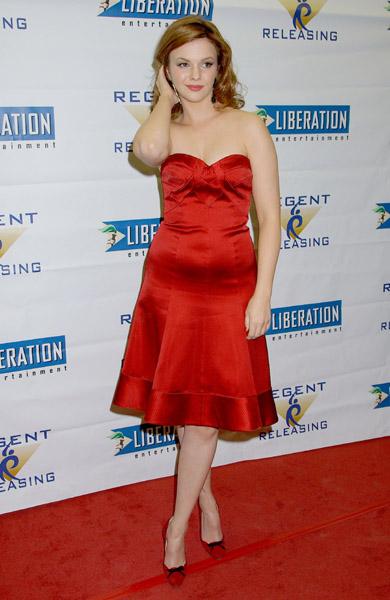 Hollywood sexy actress Amber Tamblyn cute Photos