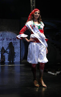 Miss Lebanon photos