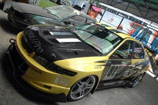 Lancer EVO Auto Car Modification