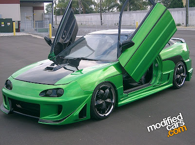 Modified Acura integra 1996 Pictures | Auto Modification Design
