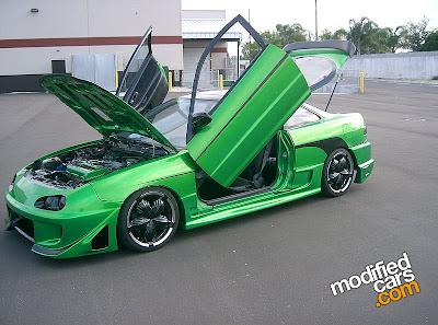 Modified, Acura