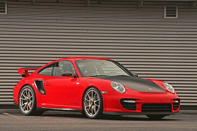 Auto Modification, Porsche Modification Design