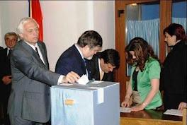 Alpolgármester választás