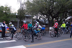 The Bike Race Begins
