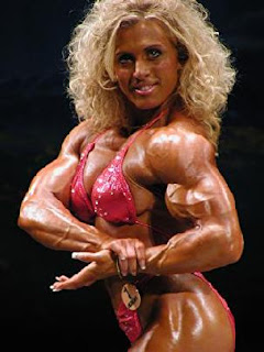 Women Bodybuilder