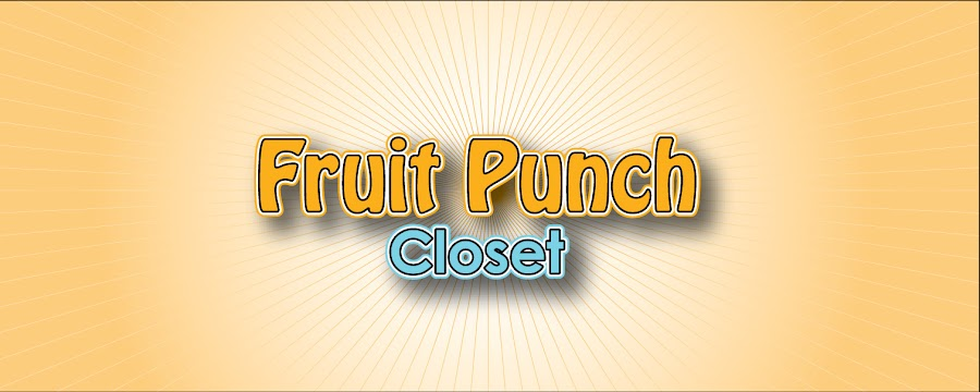 :::: Fruit Punch Closet :::: Last Pcs Sale :::::