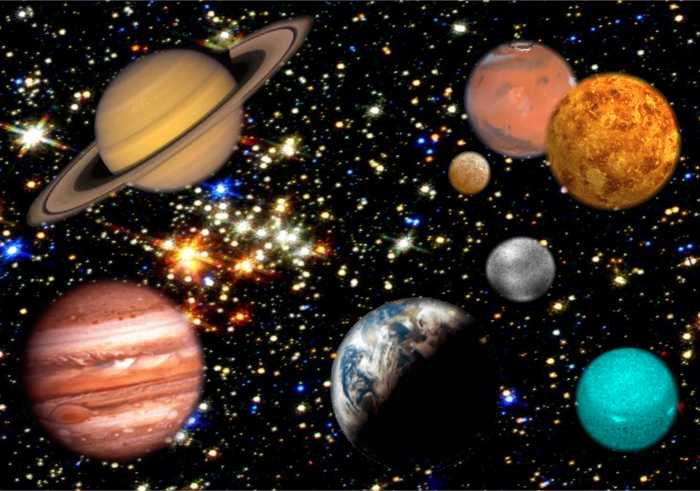 different solar systems in our galaxy - photo #26