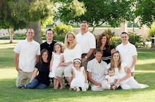 Walter Family 2008