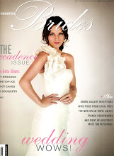Published in Houston Bride Modern Luxury