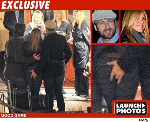 Ass jennifer aniston Jennifer Aniston