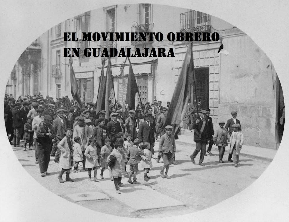 El Movimiento Obrero en Guadalajara