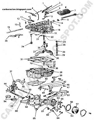 Ford F150 Carburetor Diagram