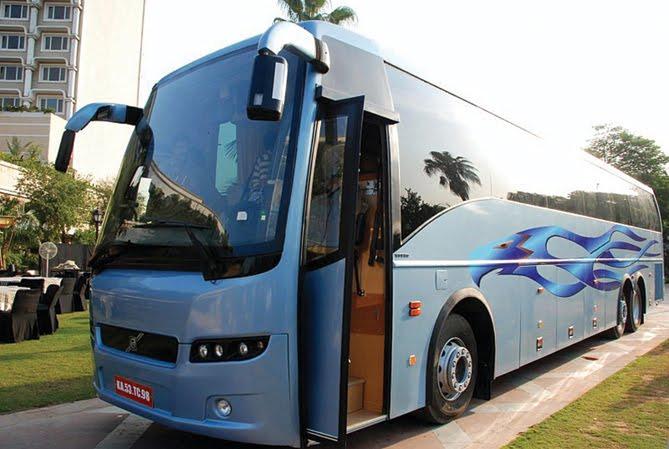 VRL order for 100 multi-axle buses