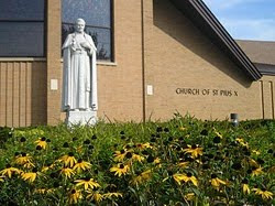 Church of St. Pius X, White Bear Lake, MN