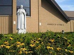 Church of St. Pius X, White Bear Lake, MN