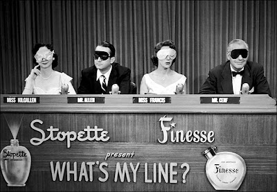 what's my line mystery guests - YouTube