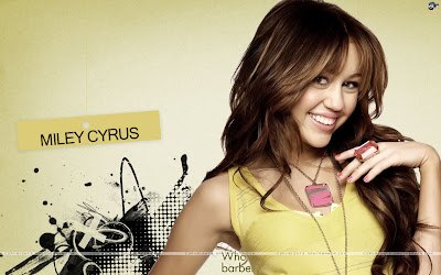 Miley Cyrus Wallpapers1