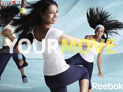 Bipasha Basu poses for Reebok6