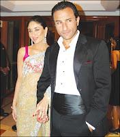 Saif Ali Khan Kareena Kapoor