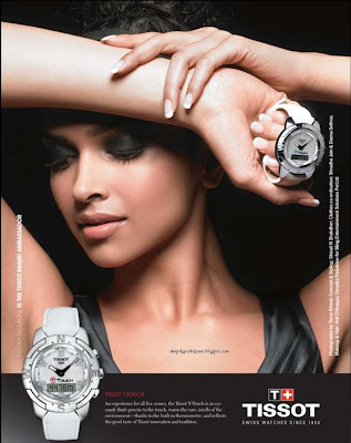 Deepika Tissot wallpapers