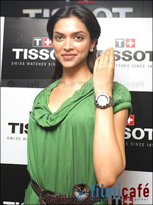 Deepika Padukone Launched Tissot Sea Touch3