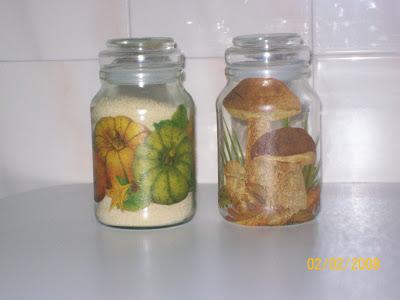 El baul de margali detalles para tu cocina for Botes cristal decorados