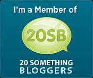 20 Something Blogger