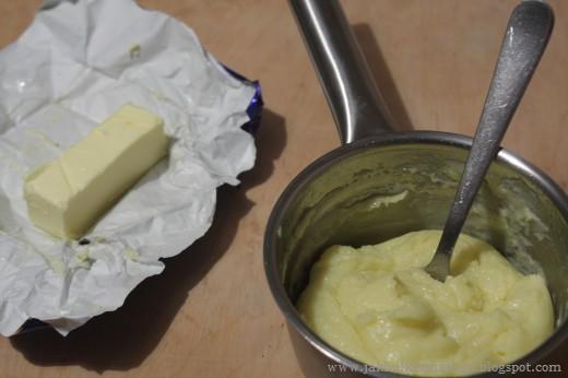 ziemniaczane purée