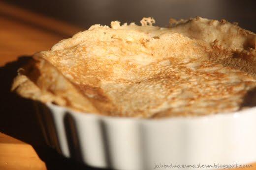 Naleśniki gryczane/Buckwheat Crepes