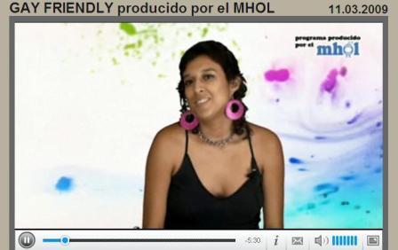 Entrevista a Marivel Saldaña-Colectiva 13 Brujas-Bloque Lésbico