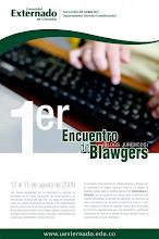 Primer Encuentro Internacional de Blawgers BB09