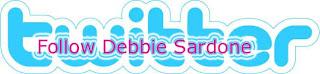 Twitter  Follow Debbie Sardone