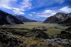 Tasman Valley - NZ