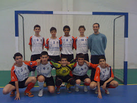Ourense Futbol Sala 2008/09