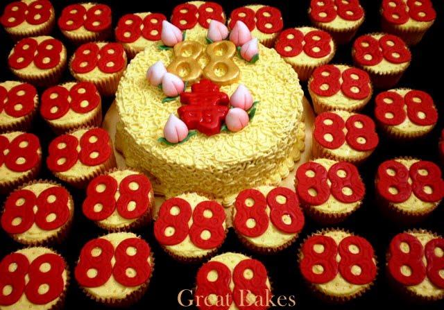 Поздравления с днем рождения на 88 лет