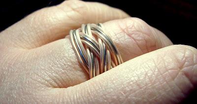 Stormdrane\'s Blog: Wire Ring