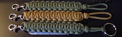 """Плоский темляк плетением  """"кобра """".  17. Фото инструктаж по плетению."""