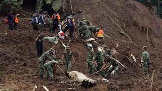 Bencana Longsor Melanda Bogor
