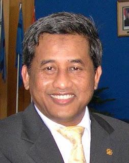 Menteri Pendidikan Nasional Mohammad Nuh