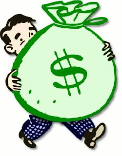 Blogku adalah ladang uangku
