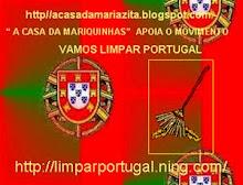 APOIO À CAMPANHA VAMOS LIMPAR PORTUGAL