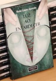 LUZ AO ENTARDECER - o meu 1.º livro